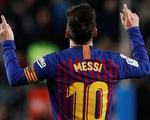 Tiếp tục ghi bàn cho Barca, Messi đạt hiệu suất đáng sợ!