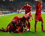 Ribery lập cú đúp giúp Bayern Munich vươn lên thứ 2