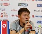 HLV Park Hang Seo cân nhắc triệu tập lại trung vệ Đình Trọng