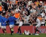 Ghi bàn phút 90+3, Piccini cứu Valencia khỏi khủng hoảng