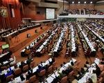 Cuba thông qua dự thảo hiến pháp mới