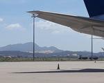 Máy bay lại đáp nhầm đường băng chưa khai thác ở Cam Ranh