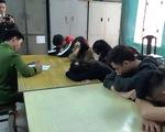 Phát hiện 31 thanh niên nam nữ tụ tập chơi ma túy ở Huế