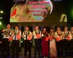 Trao quả cầu vàng cho 10 tài năng trẻ khoa học công nghệ
