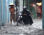 Sài Gòn và Nam Bộ mưa, mưa to dịp Tết dương lịch do áp thấp