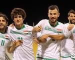 Iraq thắng trận giao hữu cuối cùng trước khi gặp Việt Nam