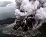 Núi lửa ở Indonesia