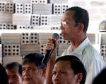 Dân giữ người để phản đối dự án điện mặt trời tại Bình Định