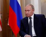 Ông Putin gửi thư chúc mừng năm mới ông Trump: Nga sẵn sàng đối thoại