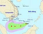 Biển Đông xuất hiện áp thấp mới, khả năng mạnh thành bão