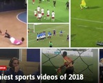 3 video thể thao vui nhộn nhất năm 2018