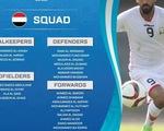 Yemen mang theo 9 tiền đạo để đá với Việt Nam