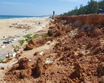 Hàng loạt sai phạm vụ kè biển Tam Quan 80 tỉ đổ sập
