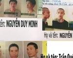 Truy tìm 3 người trốn khỏi trại tạm giam Công an tỉnh Kiên Giang