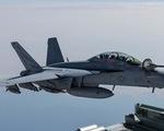 Tiêm kích Mỹ va chạm máy bay chở dầu, 7 người mất tích