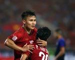 Quang Hải: cầu thủ xuất sắc nhất trận Việt Nam - Philippines