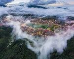 Đến núi Hàm Rồng săn mây luồn Sa Pa