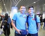 Tuyển Việt Nam đã đến Malaysia chuẩn bị trận chung kết AFF Cup