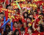"""CĐV Việt Nam lập kỷ lục về """"tiếng ồn"""" ở AFF Cup 2018"""