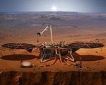 Tàu thăm dò Mars InSight của NASA bất ngờ ghi được tiếng gió trên Sao Hỏa