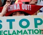 Bất kể Tết, Trung Quốc vẫn tranh phần trên biển Philippines