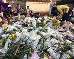 Chợ hoa sỉ lớn nhất Sài Gòn