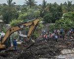 Núi rác sụp do mưa ở Mozambique, nhiều người thiệt mạng