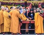 Phó chủ tịch nước dự nghi lễ khai hội Yên Tử