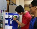Học trò chế hệ thống định vị phà, ứng dụng xem nhà từ xa