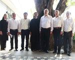 Chủ tịch UBND TP.HCM thăm, chúc tết lực lượng vũ trang - ảnh 2