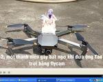 Video clip đưa ông Táo về trời bằng flycam