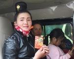 Chuyến xe yêu thương chở bệnh nhân ung thư về nhà ăn tết