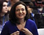 Giám đốc điều hành Facebook thúc đẩy bình đẳng giới