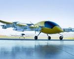 Taxi bay của nhà sáng lập Google đã cất cánh