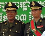 Hai con trai Thủ tướng Hun Sen thăng chức nhanh vòn vọt