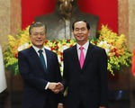 Tổng thống Hàn Quốc hứa đảm bảo quyền lợi cho cô dâu Việt