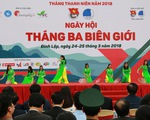Ngày hội 'Tháng ba Biên giới' tại Lạng Sơn