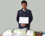 Biên phòng Tây Ninh một ngày bắt 3 vụ vận chuyển ma túy