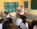 Đọc báo để dạy giáo dục công dân
