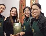 Dự án kinh doanh tinh dầu của ba cô gái