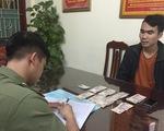 Bắt nghi can vận chuyển 50 triệu đồng tiền giả từ Trung Quốc