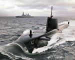 Anh rục rịch di chuyển tàu ngầm, tối nay không kích Syria?