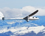 Tầu lượn không động cơ bay cao tới 16 km kiểm tra tầng ozone