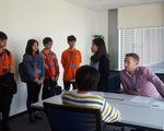 Sinh viên ĐH FPT học tiếng Nhật, đi làm ngay trong lúc học