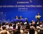 Eximbank lại hoãn đại hội cổ đông bất thường vì lo COVID-19