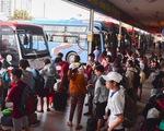 Xe đò TP.HCM không tăng giá vé dịp Tết Dương lịch 2019