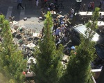 Nổ tòa nhà tại Đức, ít nhất 25 người bị thương - ảnh 2