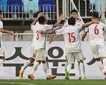 U-19 VN đụng Hàn Quốc, Úc và Jordan ở Giải châu Á 2018