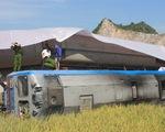 Triệu tập các nhân viên đường sắt điều tra vụ lật tàu ở Thanh Hóa