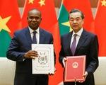 Trung Quốc tăng sức ép để